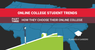 Online college students how they choose their online college infographics social share.jpg