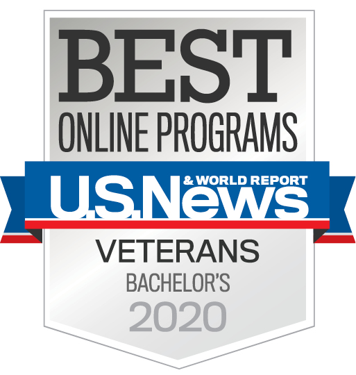 US News Best Online Programs - Veterans Bachelor's